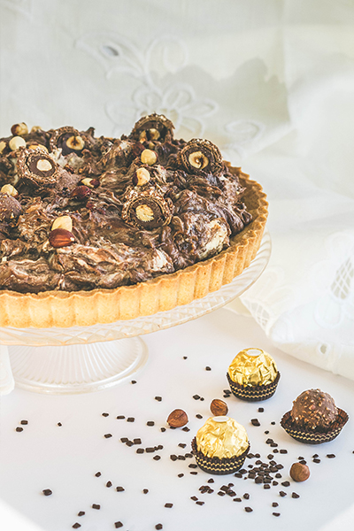 Tarta Ferrero Rocher - Gdańsk