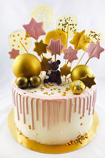 Urodziny tort dziecięcy - Gdańsk